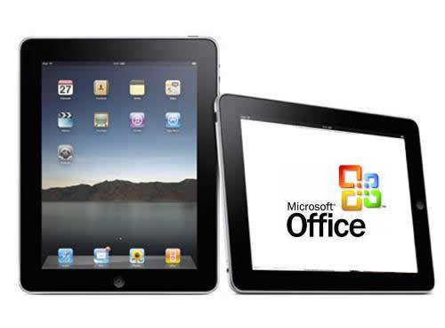 Microsoft Office arriva su iOS